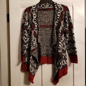 Sweaters - Waterfall Plus Cardigan